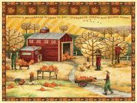 Debbie Mumm-Harvest Time