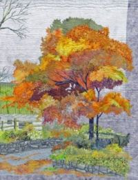 Art Quilt, Sharon Landis