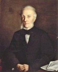 """Annie Swynnerton - Reverend William Gaskell (aka """"Elizabeth Gaskell's husband"""")"""