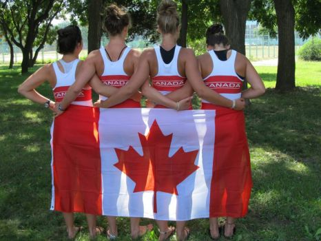 Canadian rowers