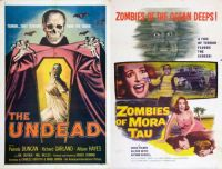 The Undead ~ 1957 and Zombies of Mora Tau ~ 1957