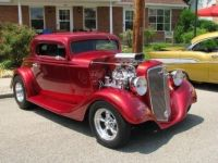 '35 Chevy Coupe