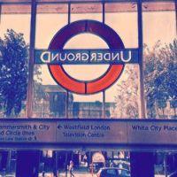 White City Underground Station