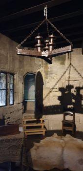 Turmzimmer in der Burg