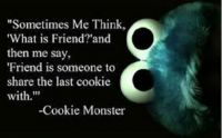 the last cookie