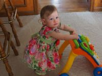 Annebelle, All Dressed Up