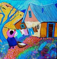Sally Bartos art