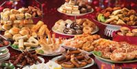 Theme - Dessert and Party foods