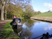 A cruise along the Staffordshire and Worcestershire Canal, Stourport to Great Haywood Junction (408)