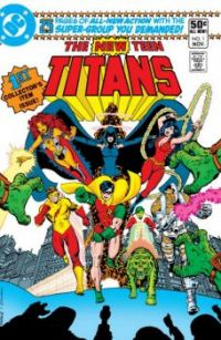 New Teen Titans 1