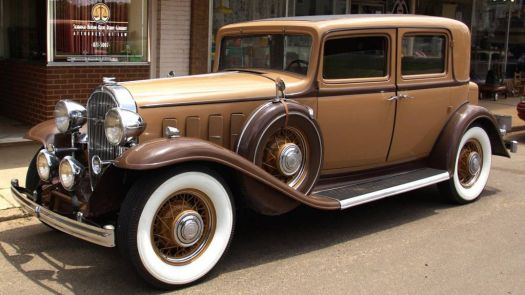 another Buick - 1932