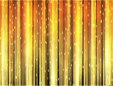 Background ~ Aurora Borealis Gold
