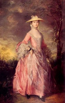 Mary, Countess of Howe, 1764