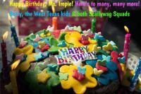 Happy Birthday Impie!