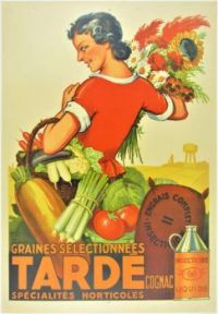 Themes Vintage ads - Tarde Pesticides
