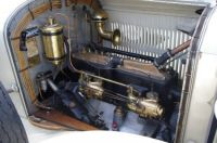 Benz 1926 Engine