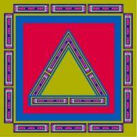 Triangle Art 25