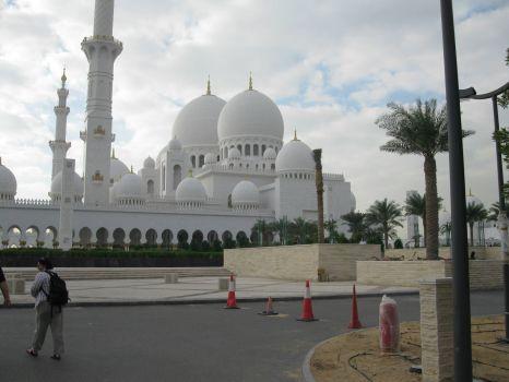 Sheikh Zayed Mosque 02