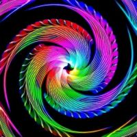 A Swirl of Color