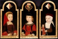 Emperor Charles V (1500-1558), portrait as a two-year-old