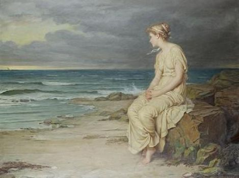 """Miranda"" by Waterhouse"