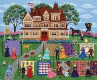 The Quilt Display