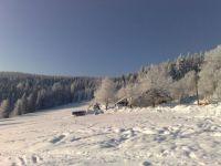 Zima na Zadově