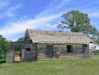 Old Texas Farmhouse