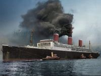 LEVIATHAN belches smoke in the ship's final days