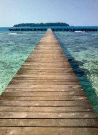 Sepa Island Pier