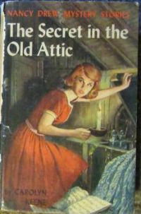 Nancy Drew cover