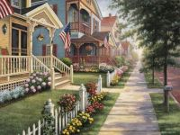 Country Homes by John Zaccheo