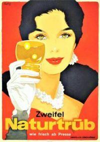 Themes Vintage ads - Apple juice, 1957. Zweifel, Zürich