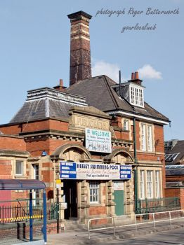 Jarrow March day 10 - Healey public baths Sheffield