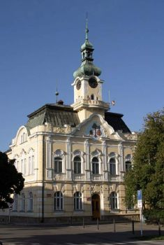 Čelákovice- radnice