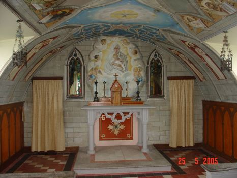 The Italian Chapel, Okrney