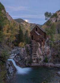 Crystal Mill, Colorado 1