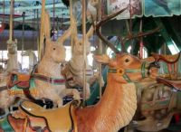 1905 Dentzel carousel