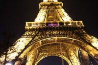 Eiffel Tower, Paris Nov 2019
