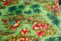 Vintage Hawaiian Fabric #4