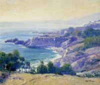 Guy Rose laguna-coast-