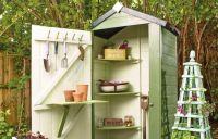 Mini garden shed