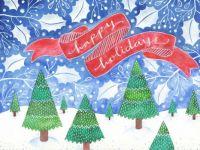 Happy Holidays - Ana Victoria Calderon