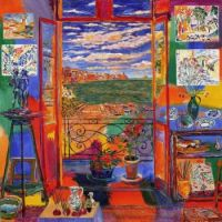 Matisse's Studio in Collioure
