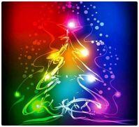 CGI Christmas Tree Art