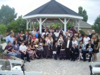 The Family at April and Jakes Wedding
