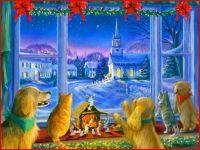 Christmas eve anticipation....