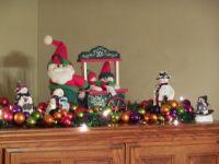 Snowmen and Santa!