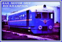 ==THEME==ALL THINGS BLUE==BLUE RAIL MOTOR==