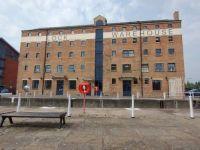 Gloucester UK Docks Warehouse